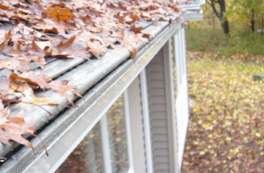 leaf protection gutter contractor mercer county nj